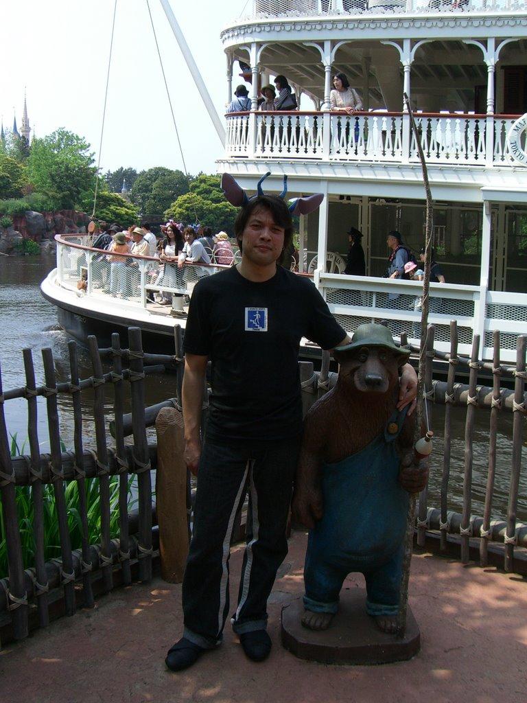 Tokyo mai 2007 Cimg0637