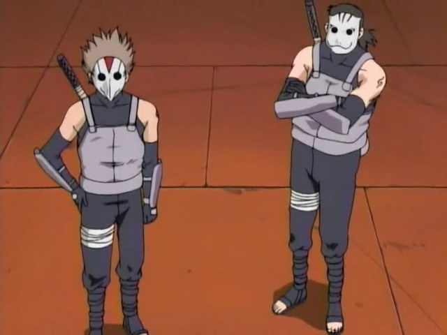 Demeure de Sasori. Naruto10