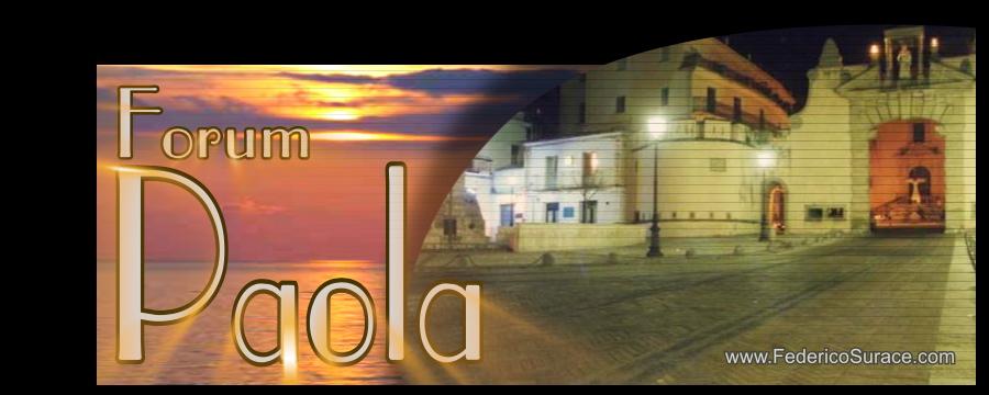 Forum - Paola