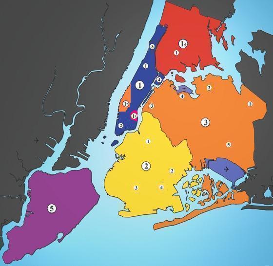 Plan de New York Carte_10