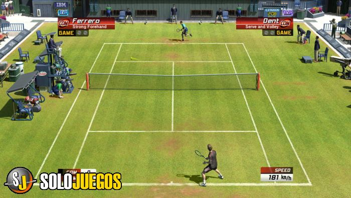 Virtual Tennis 3 Screen10