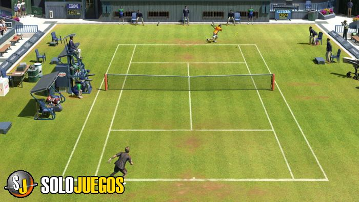 Virtual Tennis 3 Screen11