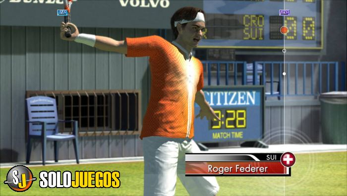 Virtual Tennis 3 Screen12