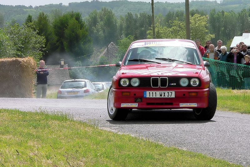 Les BMW en Rallyes - Page 2 Bresso10