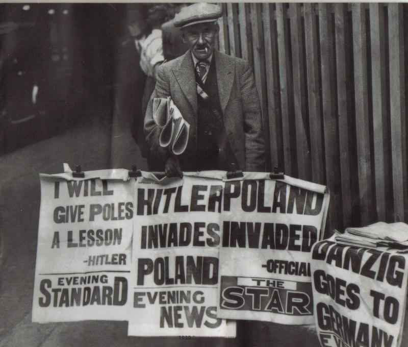 Segunda Guerra Mundial: Invasion a Polonia 510