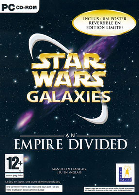 PC - Star Wars Galaxies : An Empire Divided 00810