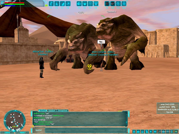 PC - Star Wars Galaxies : An Empire Divided 00910