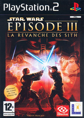 PS2 - Star Wars : Episode III - La revanche des Sith 01010