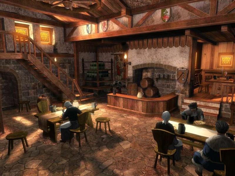 La Taverne des Chevaliers