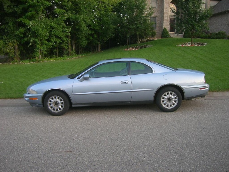 1996 Buick Riviera Riv510