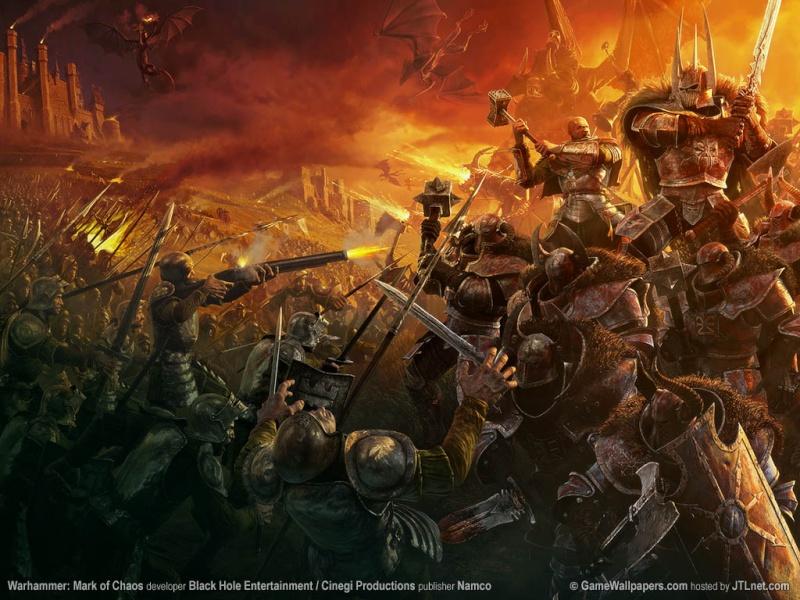 Titans Du Chaos
