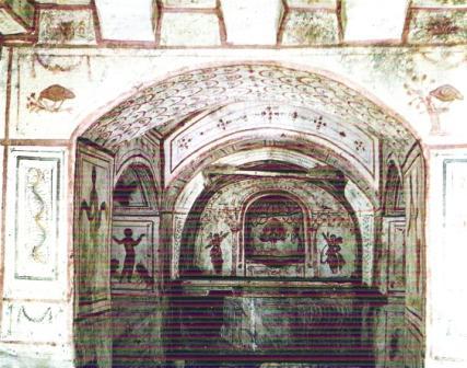 Catacombs Cubicu10