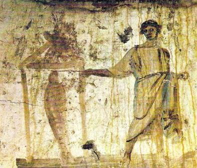 Catacombs Lazaru10