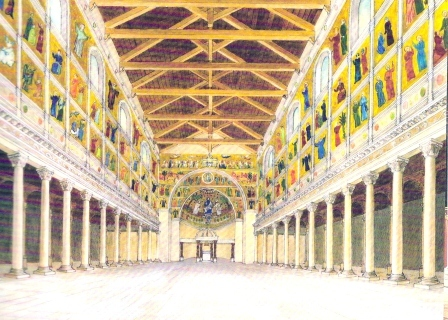 How did a St Peter's basilica looks before 1506 Sv_pet10