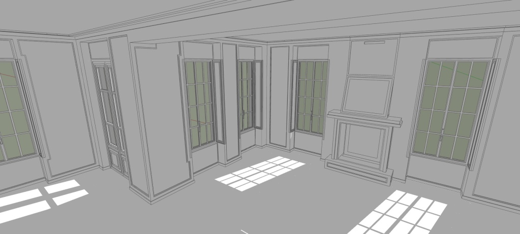 SketchUp'eur architecte -AnthO'- - Page 18 Azer10