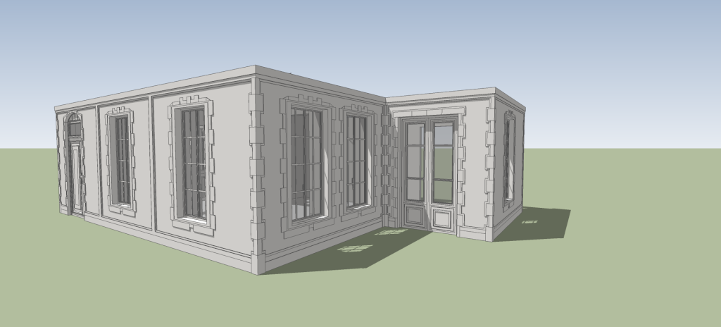 SketchUp'eur architecte -AnthO'- - Page 18 Maison12