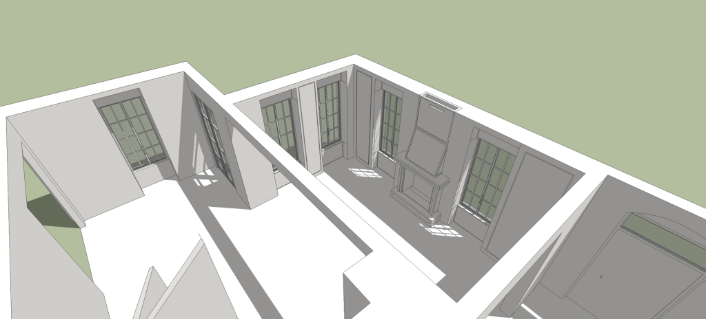 SketchUp'eur architecte -AnthO'- - Page 18 Maison13