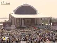 Regina Caeli avec notre Pape Benoît XVI (vidéo) 18314010