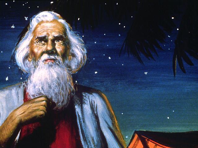 ''Abraham, notre père dans la foi''/8,9,10,11/ Abraha10