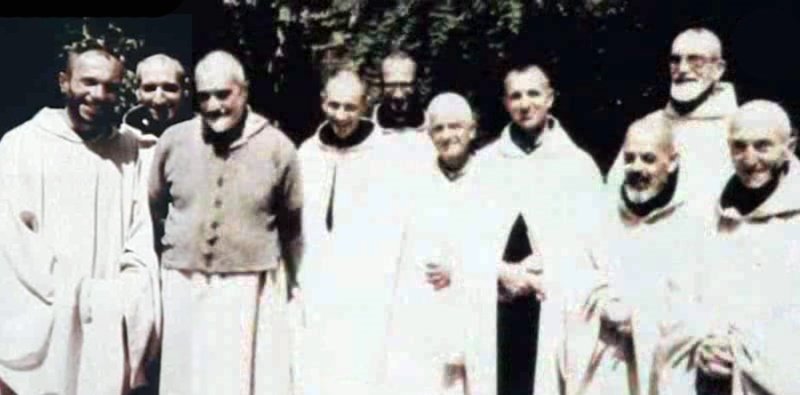 Les sept moines de Tibhirine (chanson)  Moines10