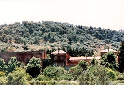 Les sept moines de Tibhirine (chanson)  Monast10