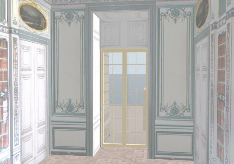 Si Versailles m'était pixelisé Snaps102