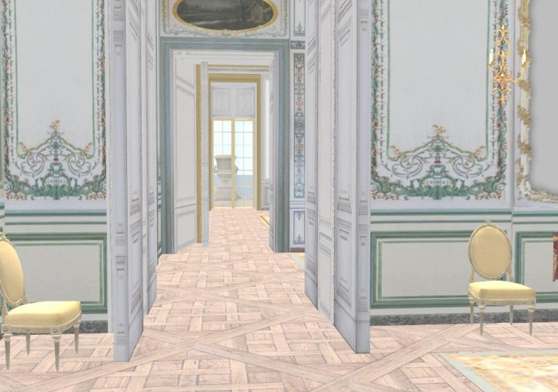 Si Versailles m'était pixelisé Snaps103