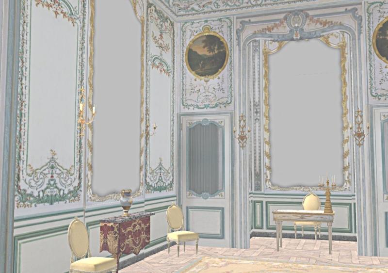 Si Versailles m'était pixelisé Snaps104