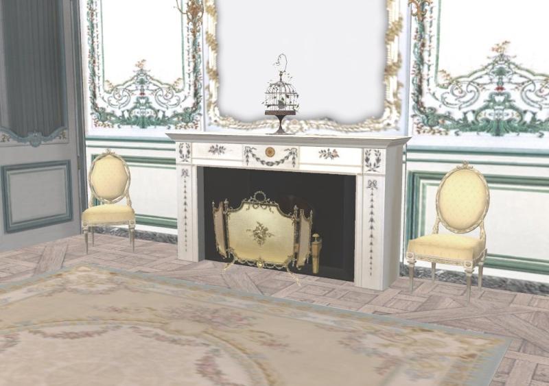 Si Versailles m'était pixelisé Snaps106