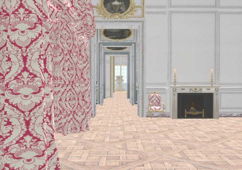 Si Versailles m'était pixelisé Snaps107
