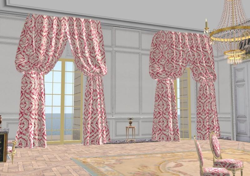 Si Versailles m'était pixelisé Snaps108