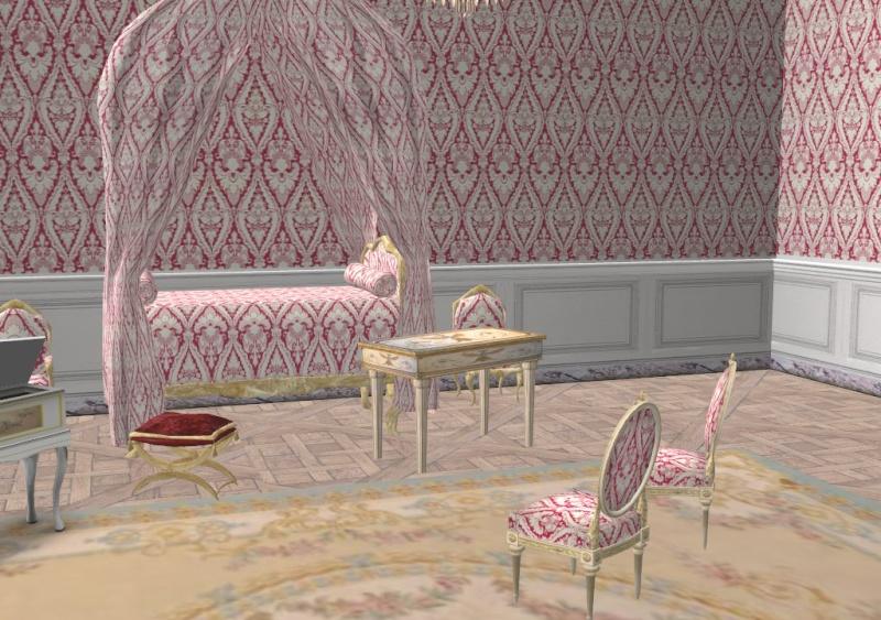 Si Versailles m'était pixelisé Snaps109