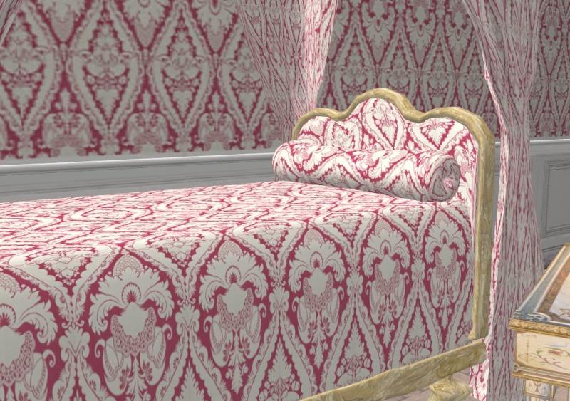 Si Versailles m'était pixelisé Snaps110