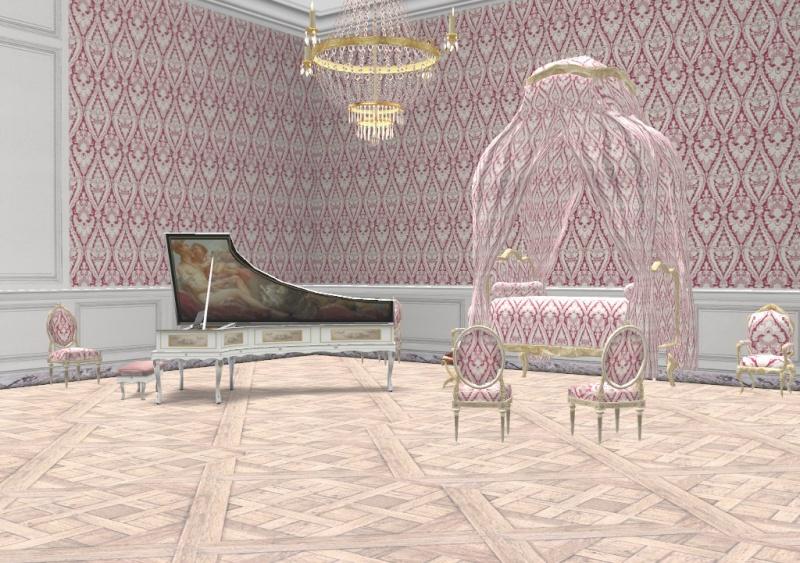 Si Versailles m'était pixelisé Snaps111