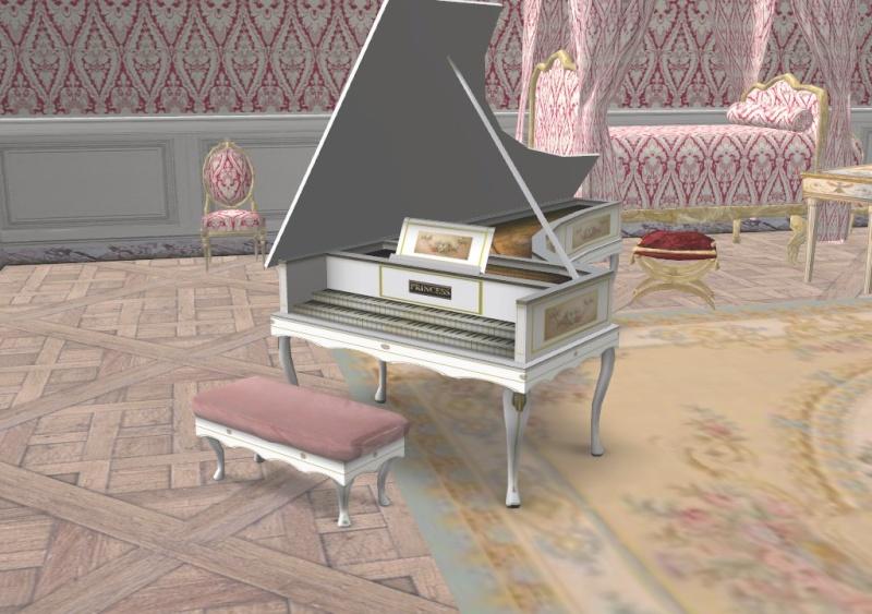 Si Versailles m'était pixelisé Snaps112