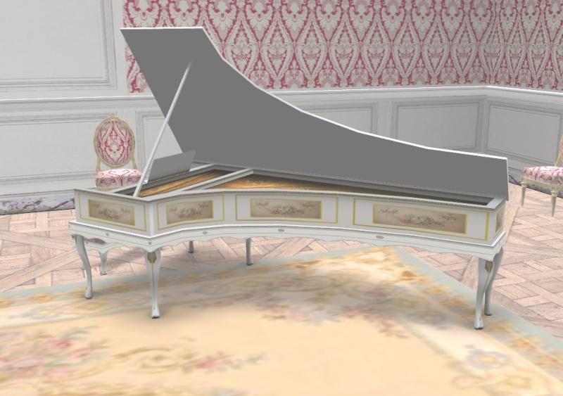 Si Versailles m'était pixelisé Snaps113