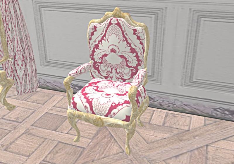 Si Versailles m'était pixelisé Snaps115