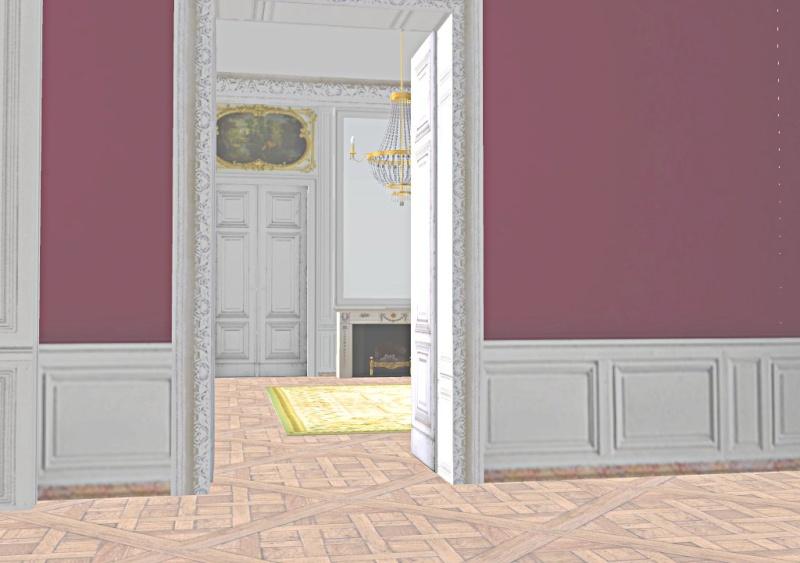 Si Versailles m'était pixelisé Snaps117