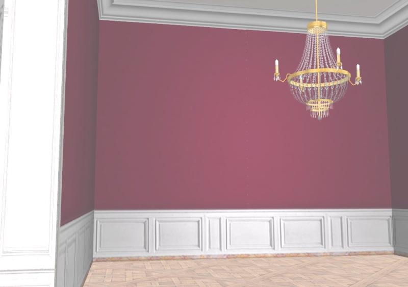 Si Versailles m'était pixelisé Snaps118