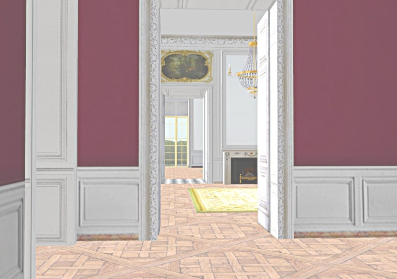 Si Versailles m'était pixelisé Snaps120