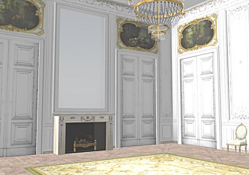 Si Versailles m'était pixelisé Snaps121