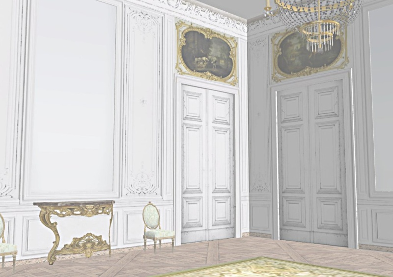 Si Versailles m'était pixelisé Snaps122