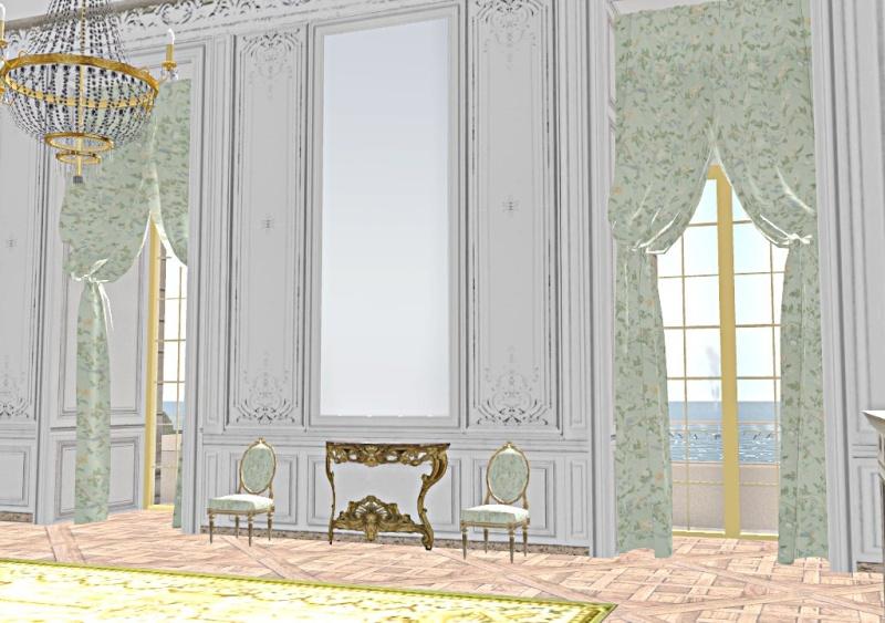 Si Versailles m'était pixelisé Snaps124