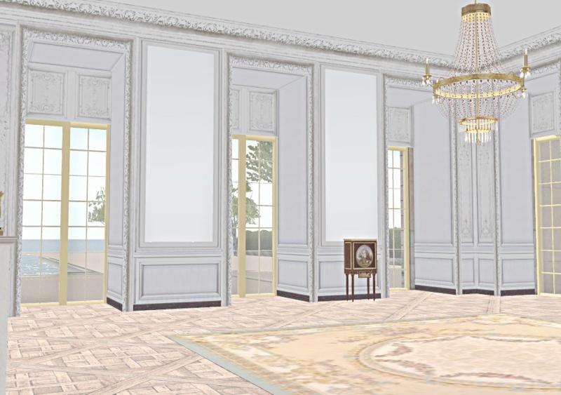 Si Versailles m'était pixelisé Snaps125