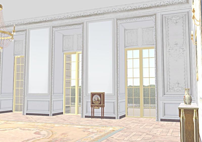 Si Versailles m'était pixelisé Snaps126
