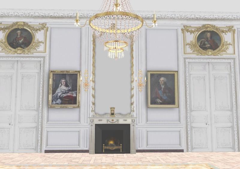 Si Versailles m'était pixelisé Snaps127