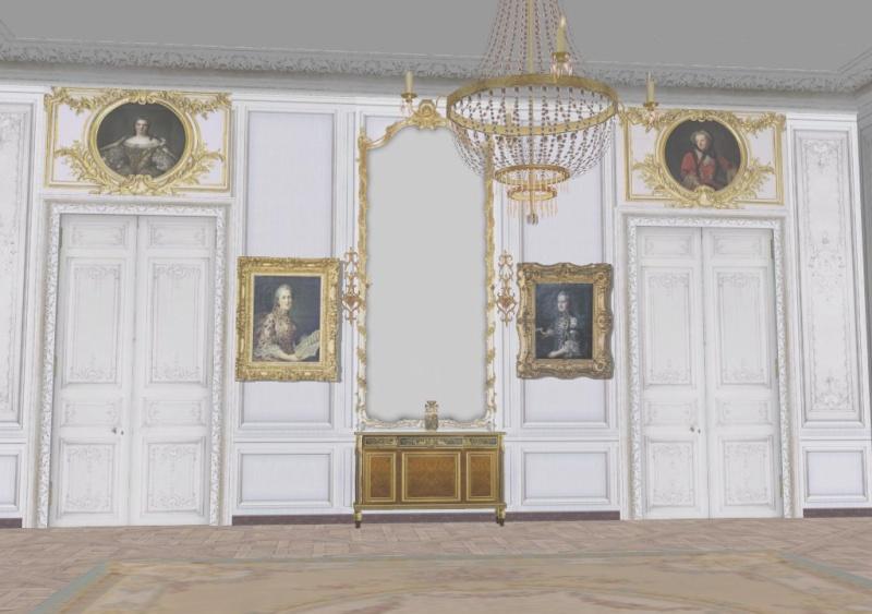 Si Versailles m'était pixelisé Snaps128