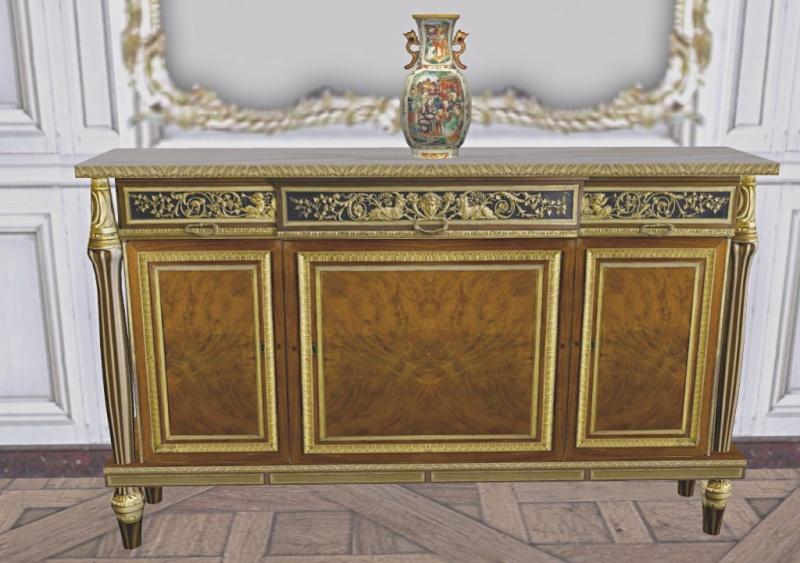 Si Versailles m'était pixelisé Snaps129