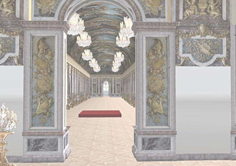 Si Versailles m'était pixelisé Snaps132
