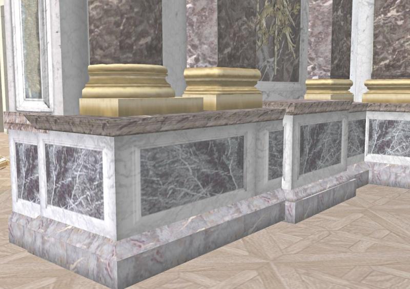 Si Versailles m'était pixelisé Snaps134